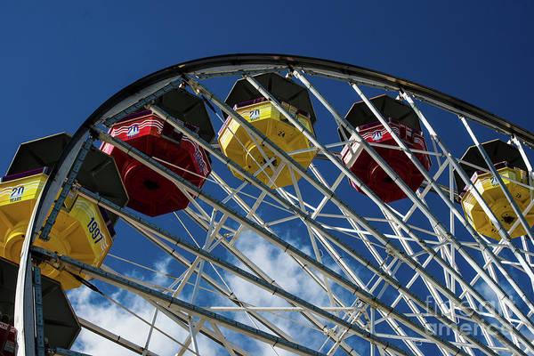 Photograph - Ferris Wheel Fun by Matthew Nelson