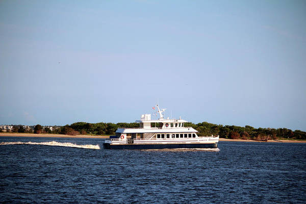 Photograph - Ferry To The Island by Cynthia Guinn