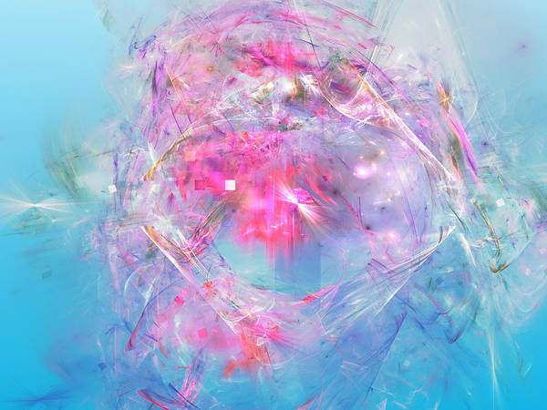 Digital Art - Fiasco by Jeff Iverson