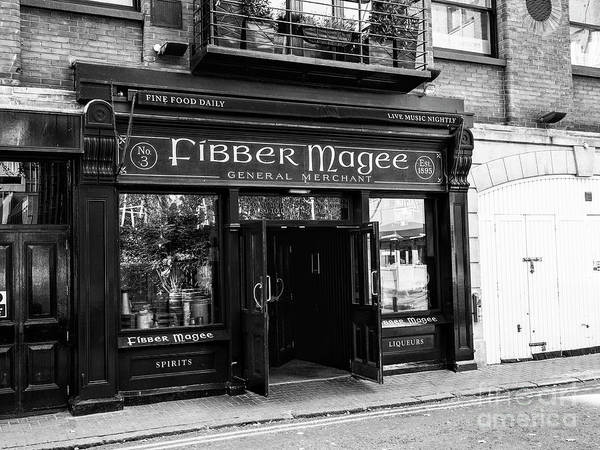 Photograph - Fibber Magee by Jim Orr