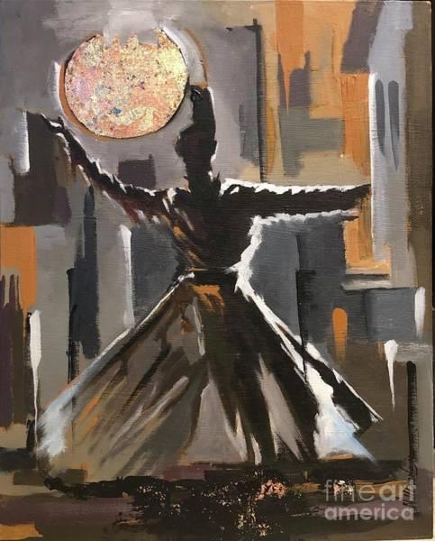 Painting - Fidelity  by Nizar MacNojia