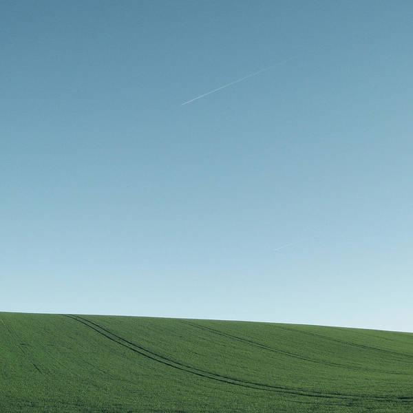 Lewes Photograph - Field by Ben Jones