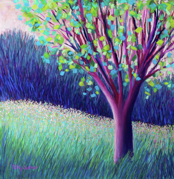 Painting - Field Of Dreams by Polly Castor