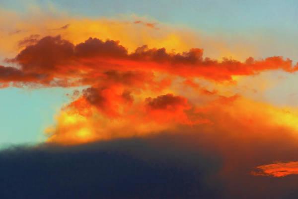 Wall Art - Photograph - Fiery Sunrise  by Edward Garey