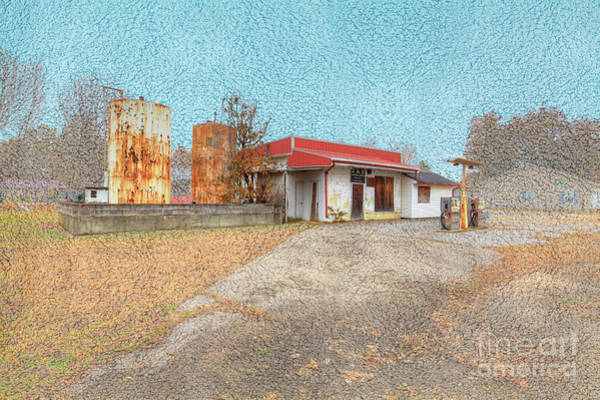 Wall Art - Digital Art - Filled Up With Memories by Larry Braun