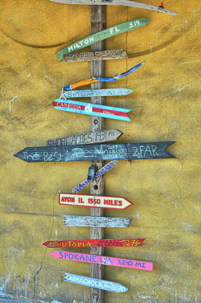 Photograph - Find Your Direction by Jamart Photography