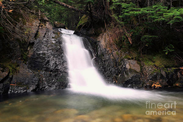 Wall Art - Photograph - Finding A Waterfall  by Jeff Swan