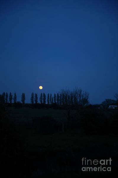 Photograph - Fine Art Moon Photo 21 by Jenny Potter
