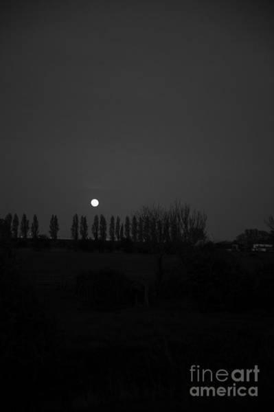 Photograph - Fine Art Moon Photo 22 by Jenny Potter