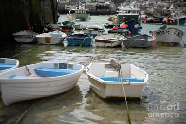 Photograph - Fine Art Nautical Photo 2  by Jenny Potter