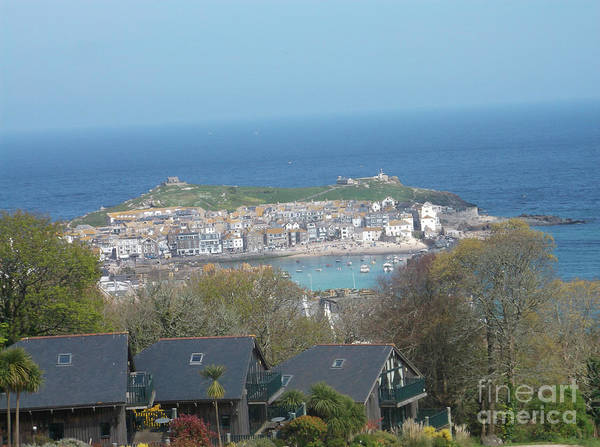 Photograph - Fine Art Photo 5 St Ives by Harry Potter