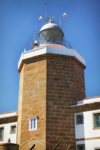 Photograph - Finisterre Lighthouse by RicardMN Photography