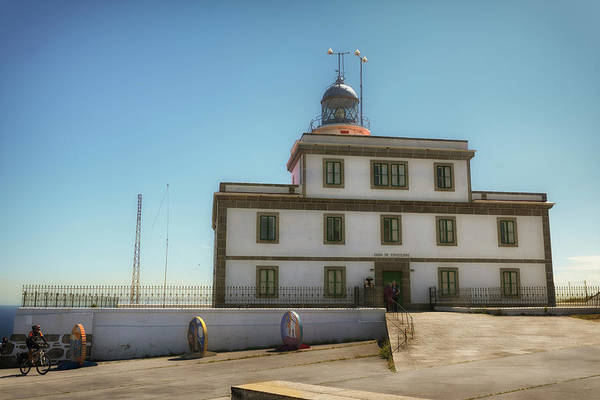 Wall Art - Photograph - Finisterre Lighthouse - The End Of The Earth by RicardMN Photography