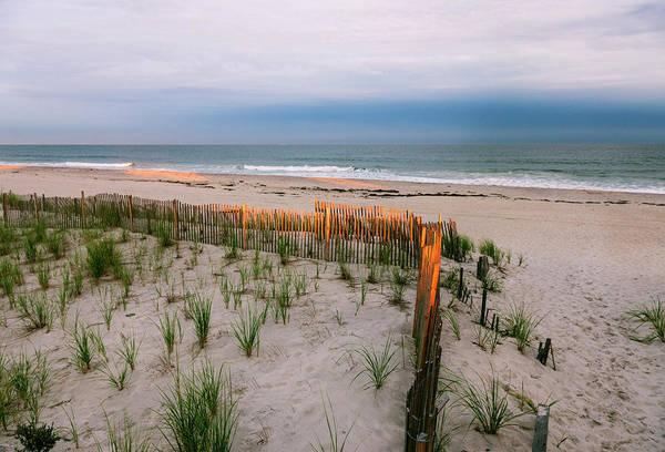 Surf City Usa Photograph - Fire Island, The Beach Ocean Side by Maremagnum