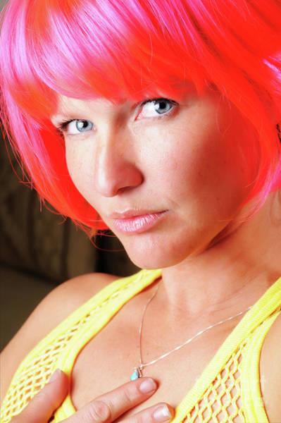 Photograph - Fire Pink by Robert WK Clark