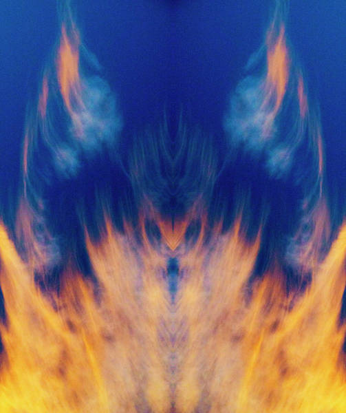 Photograph - Firebird Rising by Paul W Faust - Impressions of Light