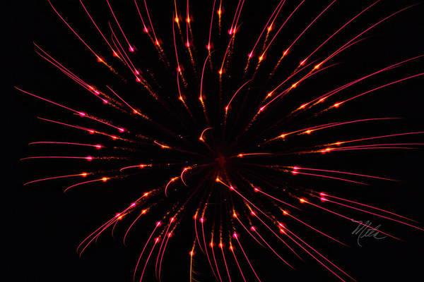 Photograph - Fireworks Attraction by Meta Gatschenberger