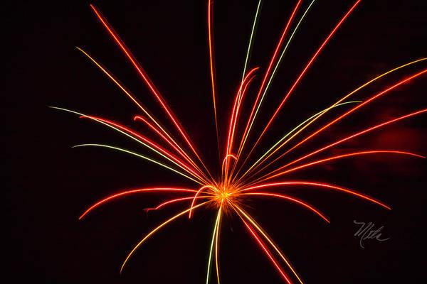 Photograph - Fireworks Blow My Mind by Meta Gatschenberger