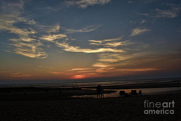Encounter Bay Photograph - First Encounter Sunset 2 by Edward Sobuta