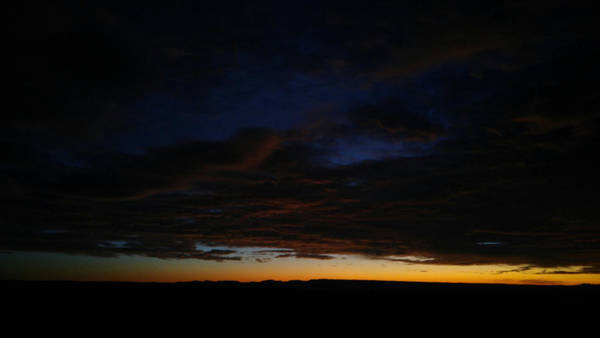 Photograph - First Light Over Texas 1 by Carl Young