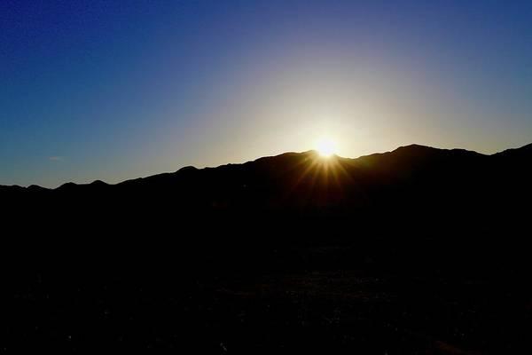 Photograph - First Light by Sagittarius Viking