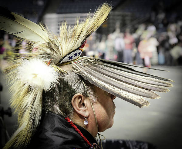 Photograph - First Nation by Nick Mares