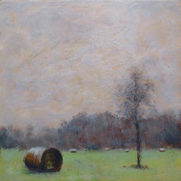 Kavanaugh Painting - First Snow by Keith Kavanaugh