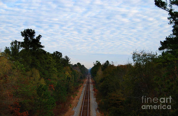 Wall Art - Photograph - First Stop Oblivion by Skip Willits