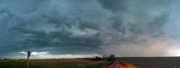 Photograph - First Storm Chase Of 2019 007 by Dale Kaminski