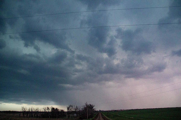 Photograph - First Storm Chase Of 2019 008 by Dale Kaminski