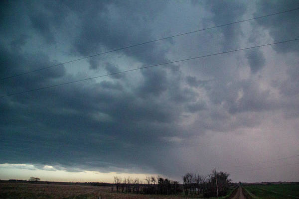 Photograph - First Storm Chase Of 2019 010 by Dale Kaminski