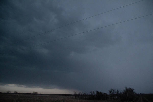 Photograph - First Storm Chase Of 2019 015 by Dale Kaminski