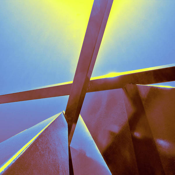 Wall Art - Photograph - First Sunrise Rise Of Abstraction by William Dey