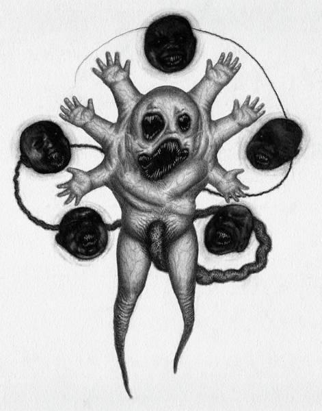 Firstborn Of The Nursery Wing - Artwork Art Print