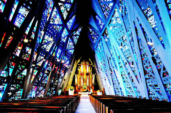 Wall Art - Photograph - Fish Church by Diana Angstadt
