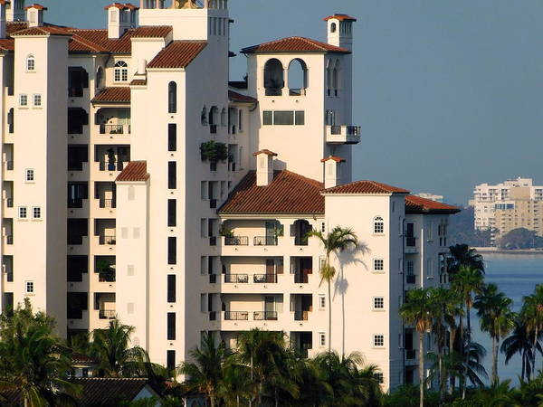 Wall Art - Photograph - Fisher Island Residents - Miami by Arlane Crump