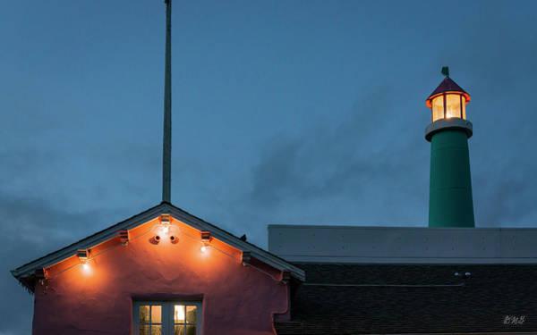 Photograph - Fishermans Wharf Monterey II Color by David Gordon