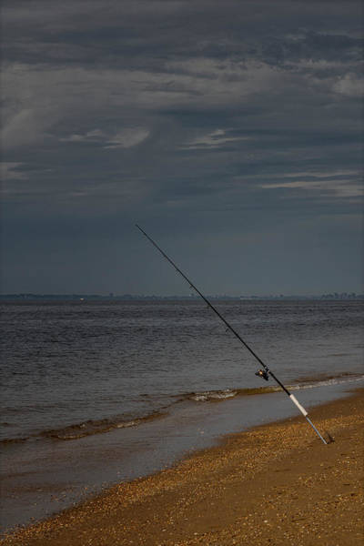 Photograph - Fishing At Keansburg Nj by Susan Candelario