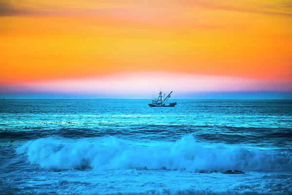 Photograph - Fishing Boat by Fernando Margolles