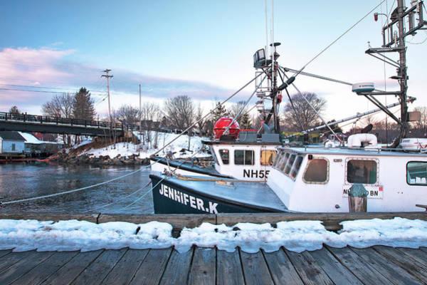 Wall Art - Photograph - Fishing Boat Jennifer K by Eric Gendron