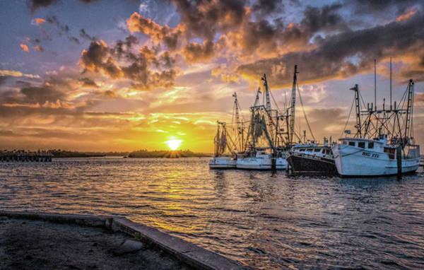 Photograph - Fishing Boats II by Tom Singleton
