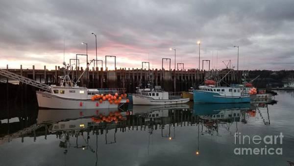 Photograph - Fishing Boats  by Michael Graham
