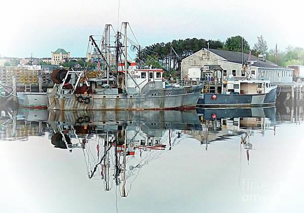 Photograph - Fishing Port by Marcia Lee Jones