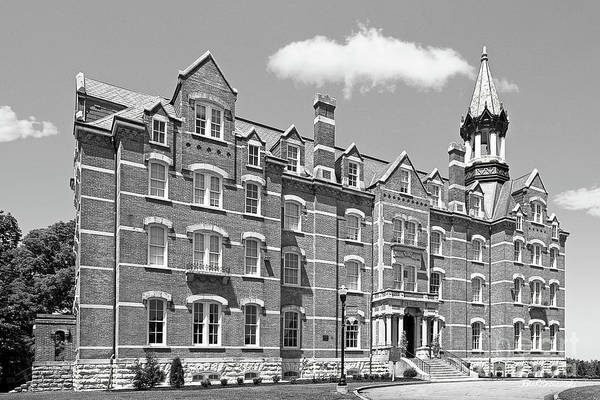 Photograph - Fisk University Jubilee Hall by University Icons