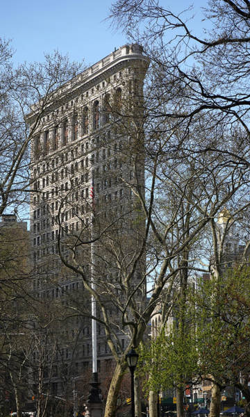 Photograph - Flatiron Building New York 6 by Andrew Fare