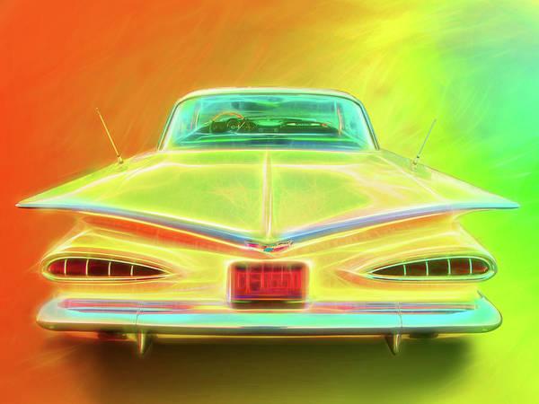 Digital Art - Fleetwood by Rick Wicker