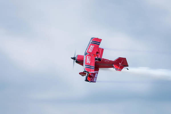 Photograph - Flight Of The Pitts S1s by Todd Henson