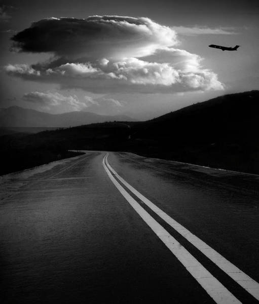 Photograph - Flight Path by John Rodrigues
