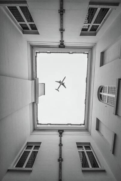 Wall Art - Photograph - Flight Path by Martin Newman