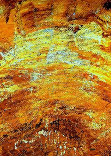 Painting - Flinders Ancient Gorge by VIVA Anderson